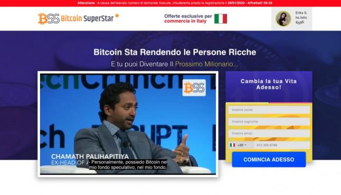 Bitcoin SuperStar truffa o app per guadagnare davvero? Opinioni e alternative sicure