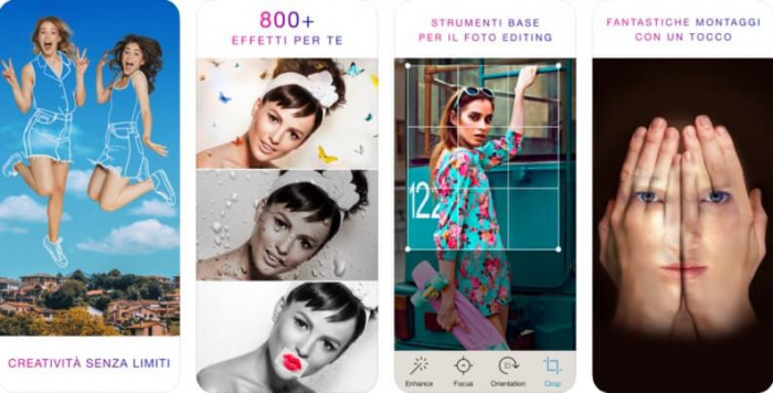 Le migliori app per fotomontaggi