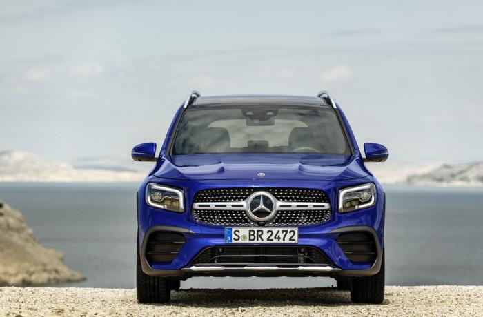 Mercedes GLB: il Suv adatto a tutto