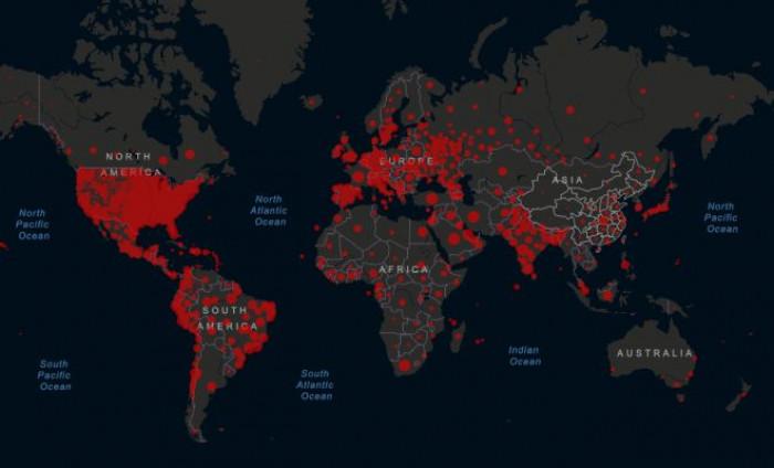 Negli Usa oltre 50 mila nuovi casi di coronavirus in 24 ore, ma quanti morti?