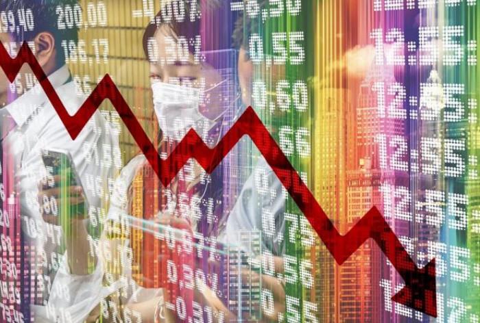 PIL Italia, crollo del 12,4% nel secondo trimestre. Con 50 miliardi in meno si tratta di un calo senza precedenti