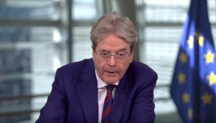 Recovery Plan, l'Ue lo aspetta dall'Italia già a ottobre secondo Paolo Gentiloni