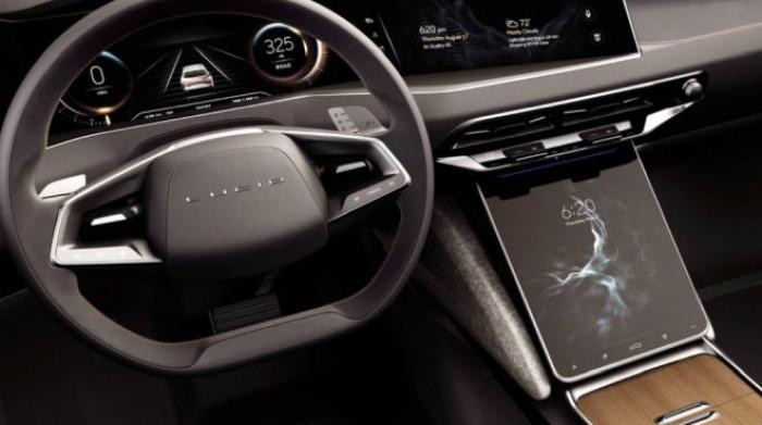 Air, la nuova auto elettrica con più di 800 km di autonomia