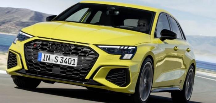Audi S3: arrivano le varianti Sportback e Sedan