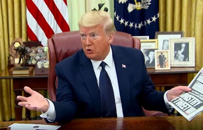 Coronavirus Usa, il presidente Trump annuncia che la Fda userà il plasma dei guariti come cura