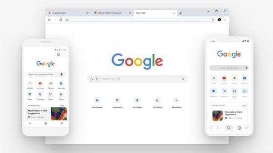 Google Chrome si aggiorna: tante novità molto interessanti in arrivo