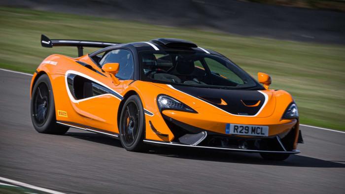 McLaren: in arrivo la nuova piattaforma ibrida