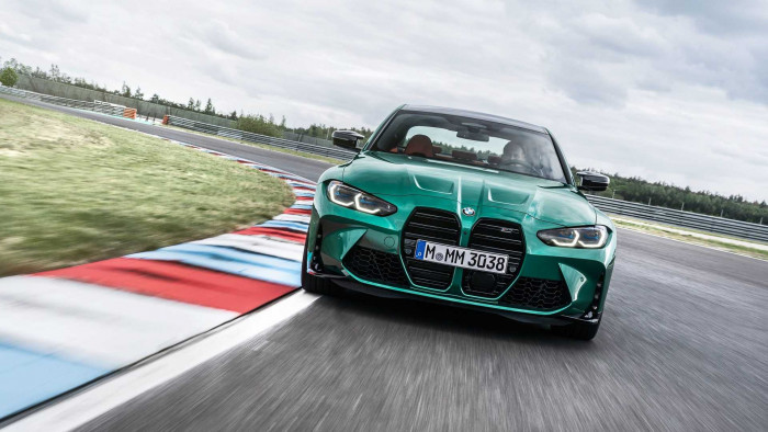 Nuova BMW M3: estrema, come sempre