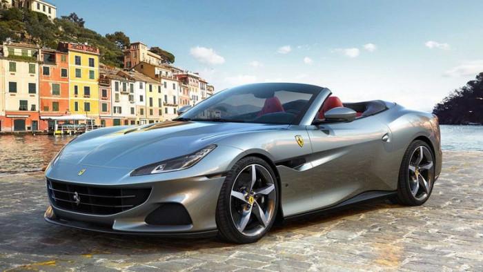 Nuova Ferrari Portofino M, ancora più potente
