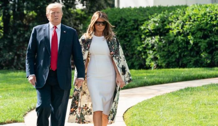 Trump positivo al coronavirus, in quarantena insieme alla First Lady e i mercati vanno in rosso