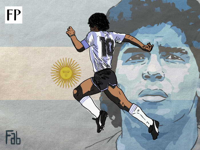 A DIOS MARADONA: film e documentari da guardare in ...