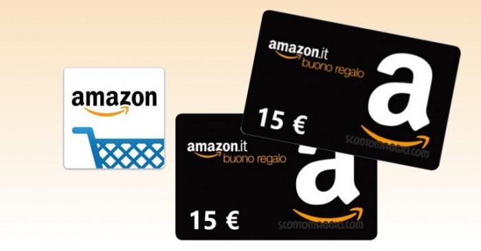 Bonus Amazon di 15 euro.Ecco come ottenerlo!