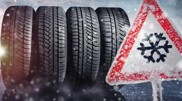 Cambio pneumatici invernali: come conservarli