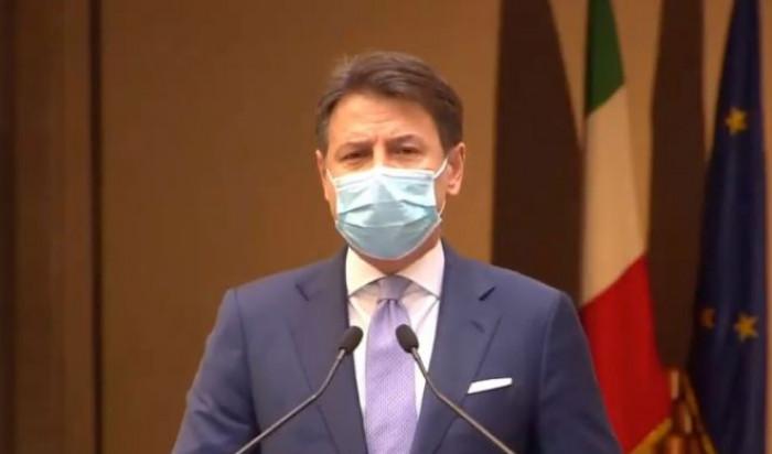 Coronavirus Italia, Conte: