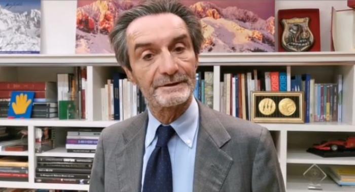 Lombardia resta in zona Rossa? Fontana chiede al ministro Speranza di rispettare l'automatismo del Dpcm