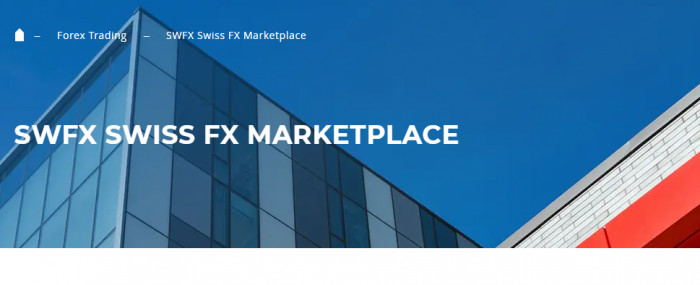 Dukascopy SWFX Swiss Forex Marketplace come funziona