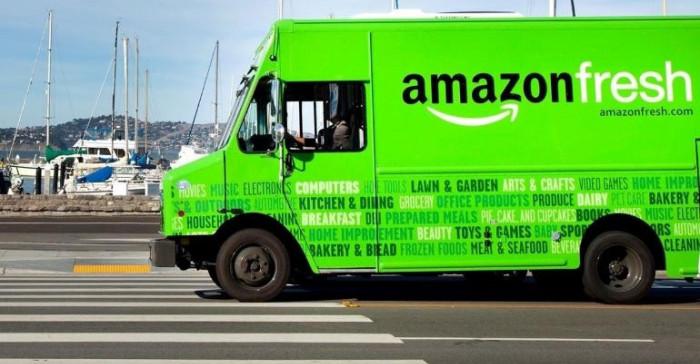 Amazon Fresh ora anche in Italia. La spesa fatta direttamente da casa