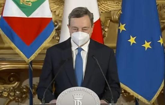 Con Mario Draghi presidente del Consiglio l'Italia avrà un 'governo Goldman Sachs'