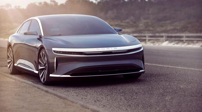 Lucid Motors, lancia la sfida a Tesla e si quota in borsa senza ancora aver venduto un'auto