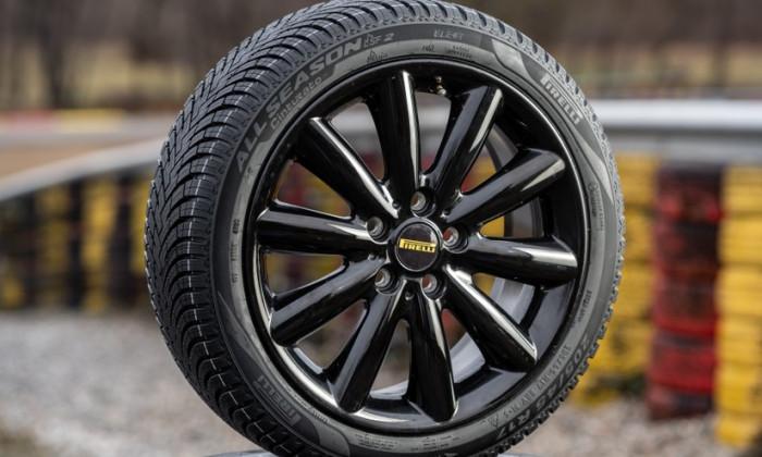 Pirelli presenta Cinturato All Season SF. Pneumatico intelligente che si adatta alle stagioni