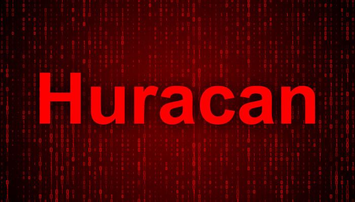 Si chiama Huracan ed è il nuovo virus che attacca i contocorrenti