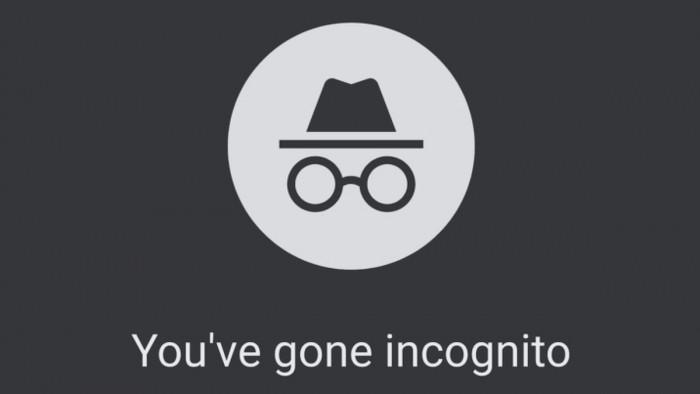 Google memorizza i tuoi dati anche con la modalità incognito.