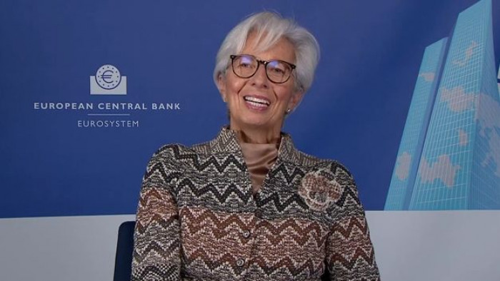 La presidente Lagarde dice no alla cancellazione del debito degli Stati detenuto dalla BCE