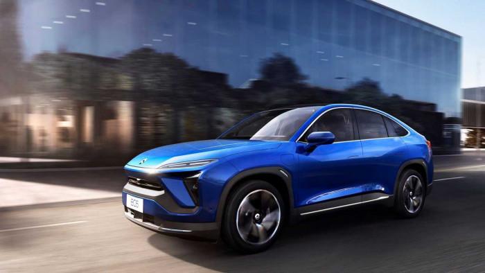 Nio vuole portare le sue auto elettriche in Europa entro il 2021