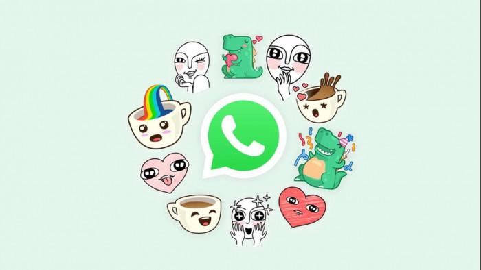 WhatsApp: grandi novità per gli stickers, ecco quali