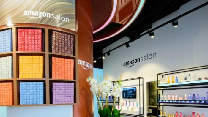Apre il primo Amazon Salon. Ecco dove!