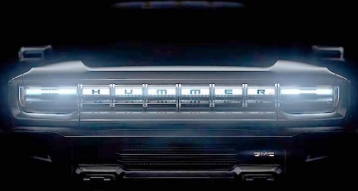 Hummer: arriva il nuovo SUV elettrico