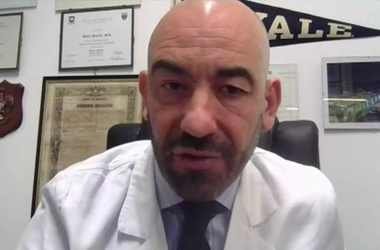 L'infettivologo Bassetti sul coprifuoco