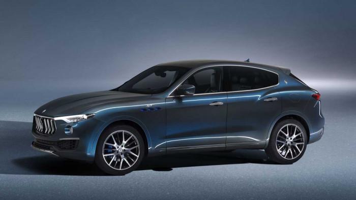 Maserati presenta il suo primo SUV ibrido