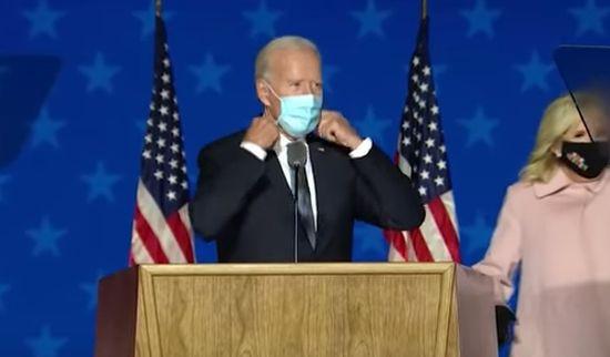 Nel suo discorso dei 100 giorni Biden annuncia il suo