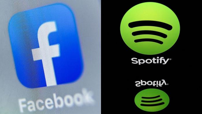 Spotify arriva su Facebook. Ora si può ascoltare musica direttamente dal social