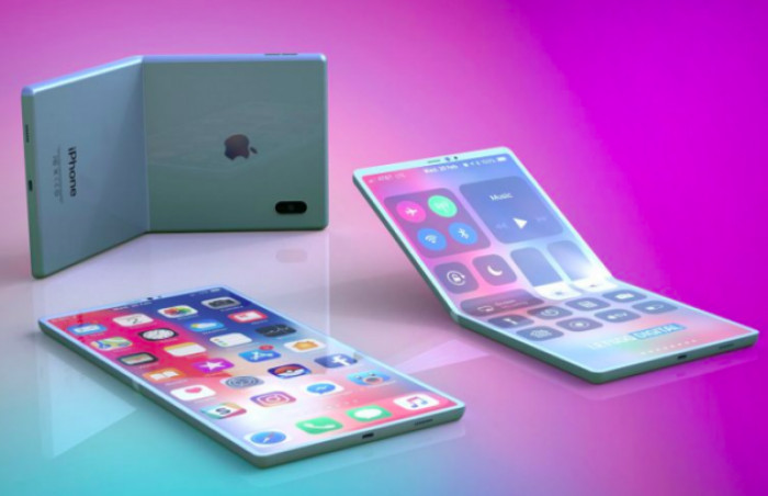 Apple farà l'iPhone pieghevole