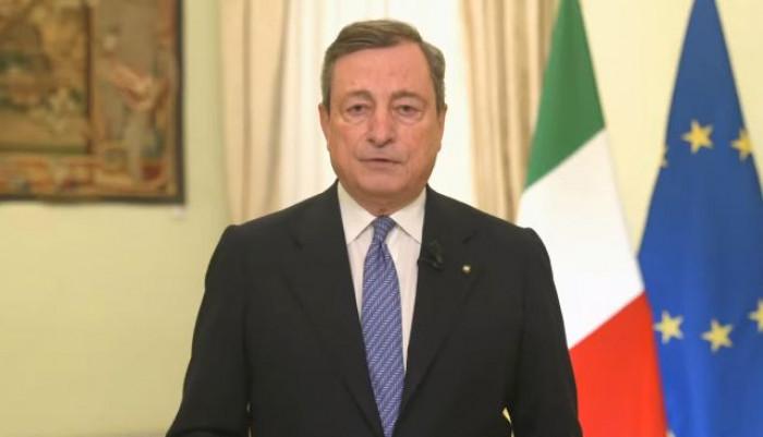 Draghi verso il compromesso per cambiare il coprifuoco almeno in zona gialla