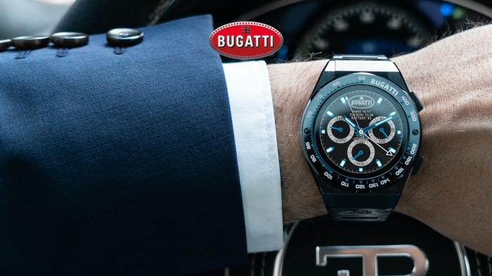 Smartwatch di lusso: arriva Bugatti