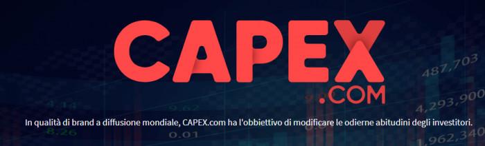 Capex.com: opinioni e recensione broker CFD, come funziona