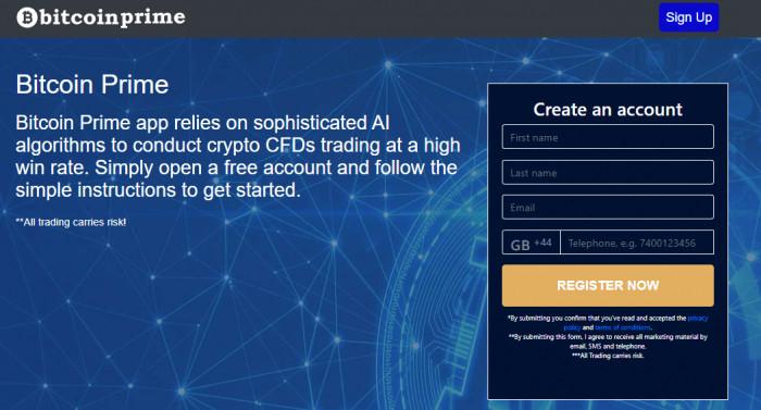 Bitcoin Prime recensioni: truffa o funziona? Meglio fare trading con i broker autorizzati