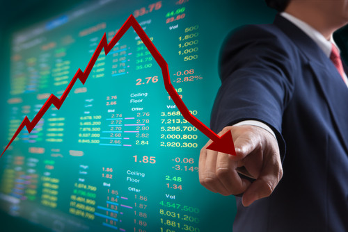 Crollo borse: sfruttare la volatilità per investire sugli indici azionari