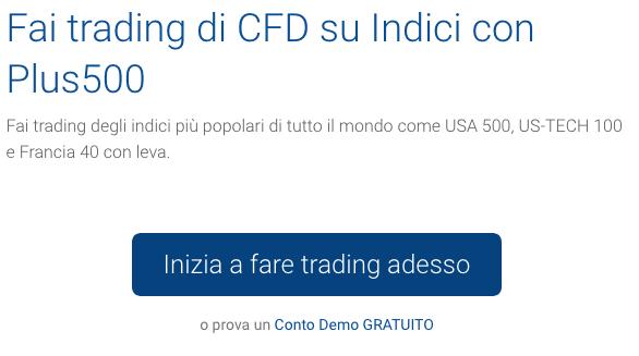 trading cfd su quali azioni con plus500 il trading in criptovaluta è redditizio