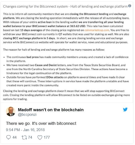 Bitcoin-Ethereum, Cina verso lo stop al trading. Prezzi criptovalute a picco