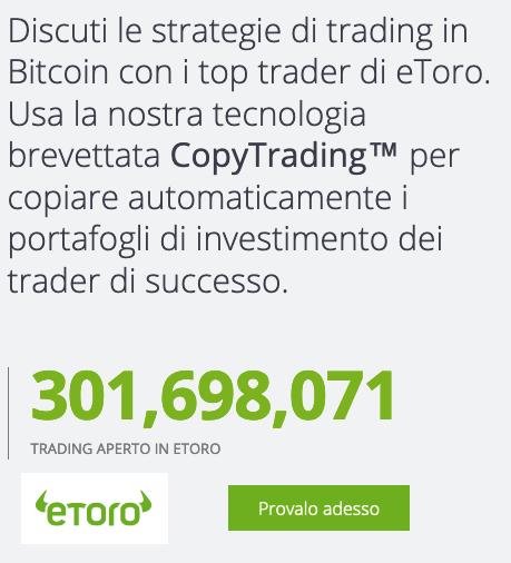 investire nel bitcoin con semplicità